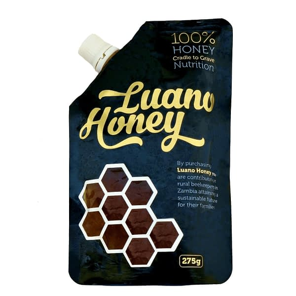 Luano Honey Pouch 275g