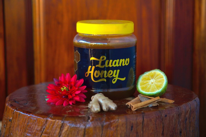 Luano Honey Jar