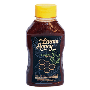 Luano Honey Ginger Infused Honey